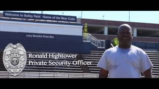 """Best-in-the-business"" security company training - SOCO Private Security"