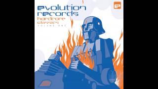 Scott Brown, Hyperbass - I Became Hardcore (Original Mix) [Evolution Records]