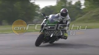 Kawasaki H2 SX teszt - Onroad.hu