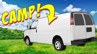 CAMP IN A VAN thumbnail