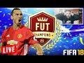 COMPRO ZLATAN IBRAHIMOVIC | FUT CHAMPIONS FIFA 18