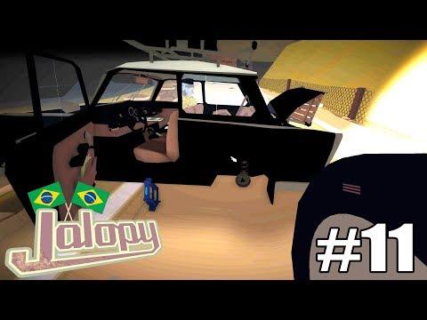 Jalopy - A SORTE NÃO ESTÁ AO MEU LADO #11 ‹ Getaway Driver ›