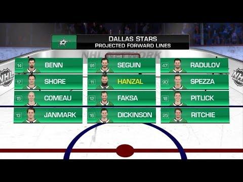 NHL Now:  Matt DeFranks:  Martin Hanzal makes his season debut tonight  Dec 7,  2018