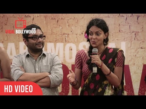 Bidita Bag Full Speech | Babumoshai Bandookbaaz Trailer Launch thumbnail