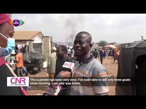 Livestock dealers in Kumasi lament low patronage | Citi Newsroom