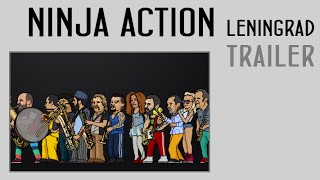 Трейлер клипа Ленинград - Родная