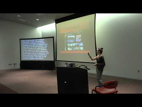 Alison Falk - Sextech: The Good, the Bad, and the Bias (Abstractions II Raw Cuts) from YouTube · Duration:  30 minutes