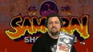 Samurai Shodown III (Neo Geo AES) - Croooow Plays