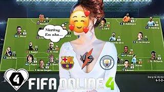 FIFA ONLINE 4 | Bóng Hồng