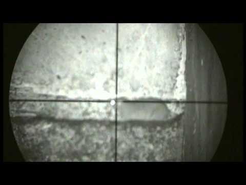 Pig Farm Rat hunting 5 using an Air Arms S410 air rifle and a Nitesite NS200.