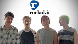 5 Seconds Of Summer - La videointervista