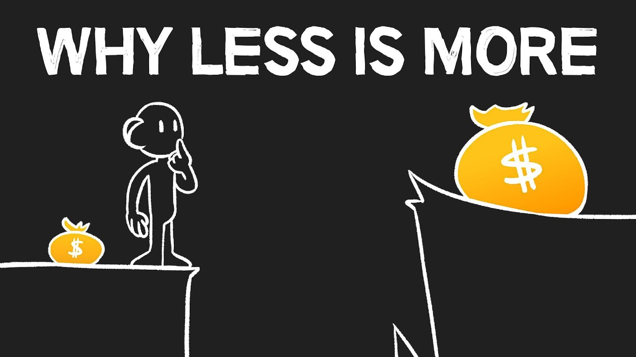 The Less You Want, The More You Have | Minimalist Philosophy for Living in Abundance