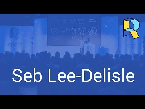 Hack to the Future – Seb Lee-Delisle | Render 2017