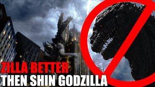 WHY ZILLA 1998 IS BETTER THEN SHIN GODZILLA!