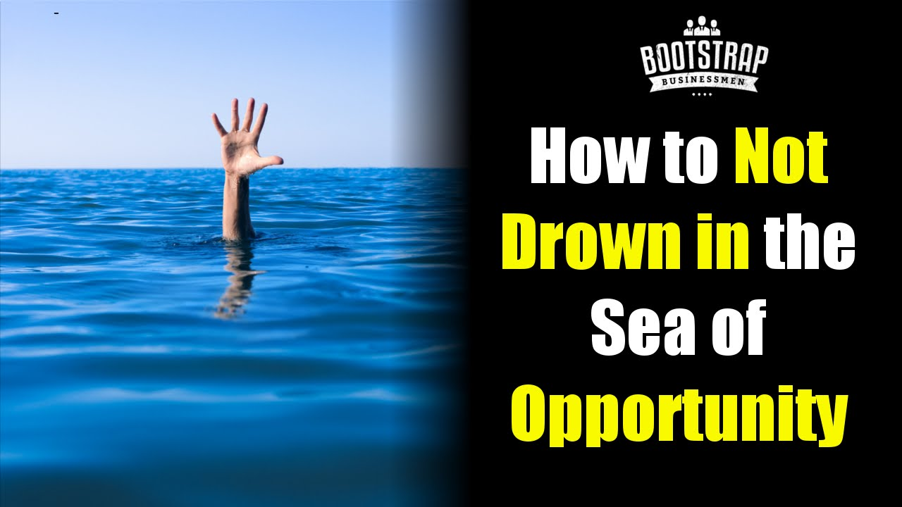 How not to drown