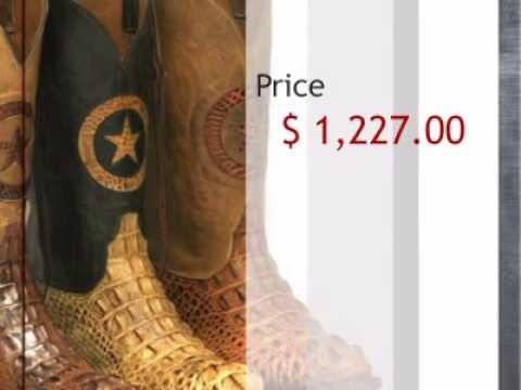 a426f6926a0 Black Jack Burnished Alligator Boots - timsboots.com