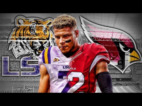 "Tyrann Mathieu || ""Came From Nothing"" ᴴ ᴰ 