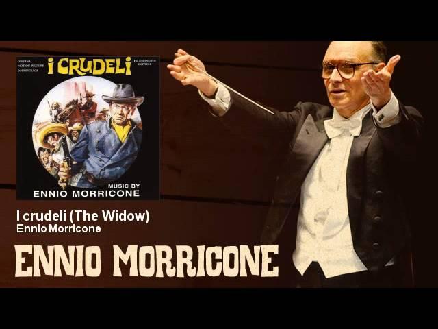 ennio-morricone-i-crudeli-the-widow-i-crudeli-1967-ennio-morricone