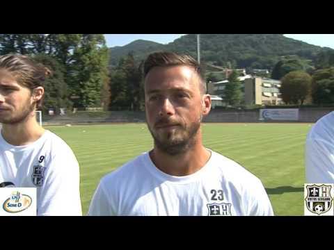 La presentazione della Prima squadra Serie D Virtus Bergamo 2017/2018