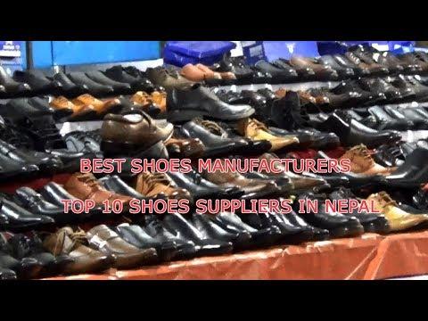Top 10 wholesale shoes suppliers in Nepal footwear industry