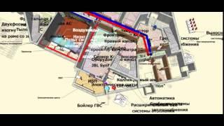 Эскизный проект системы теплоснабжения коттеджа(, 2015-03-07T22:08:32.000Z)