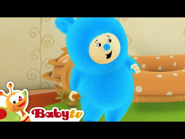 Billy Bam Bam | Faire de la musique avec les cymbales | BabyTV (Français)