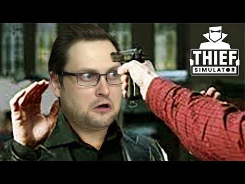 ЖИТЕЛИ ОБНАГЛЕЛИ ► Thief Simulator #9