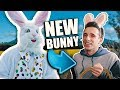 THE NEW EASTER BUNNY!