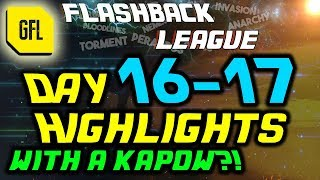 "Path of Exile 3.2: Flashback League DAY #16-17 Highlights ""With a kapow?!"""