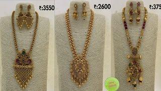 Trendy Pendants Necklace designs with price|| Pendants ideas/NewTrends