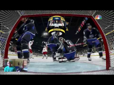 NHL 17 gameplay no rules hilarious