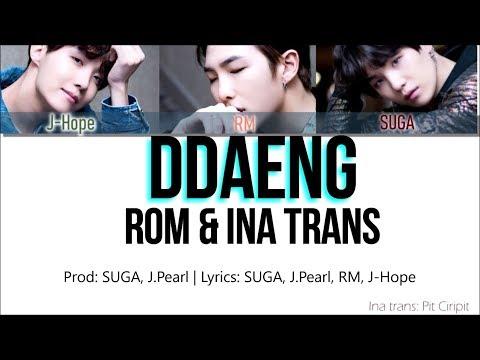 BTS - DDAENG [INA TRANS] HATERS TAMPOL