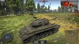 """Обзор M26A1 """"Итальянский близнец"""" - в War Thunder!"""