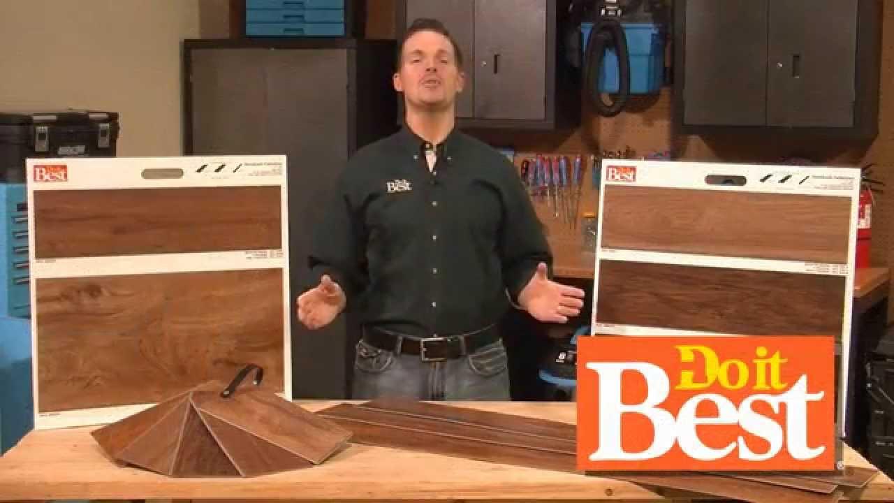 Do it yourself luxury vinyl plank flooring youtube solutioingenieria Choice Image