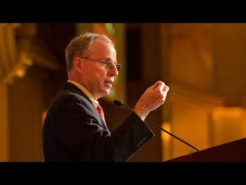 2015 Annual Banquet Keynote by Amb. Robert Ford