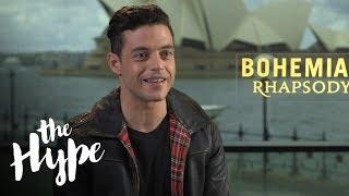 Rami Malek Says Filming