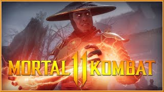 MORTAL KOMBAT 11 - Official Game Announce Trailer 2018 (Switch, PC, PS4 & XB1) HD