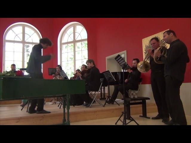 В.А. Моцарт (1756–1791) Музыкальная шутка (КV 522; 1787)