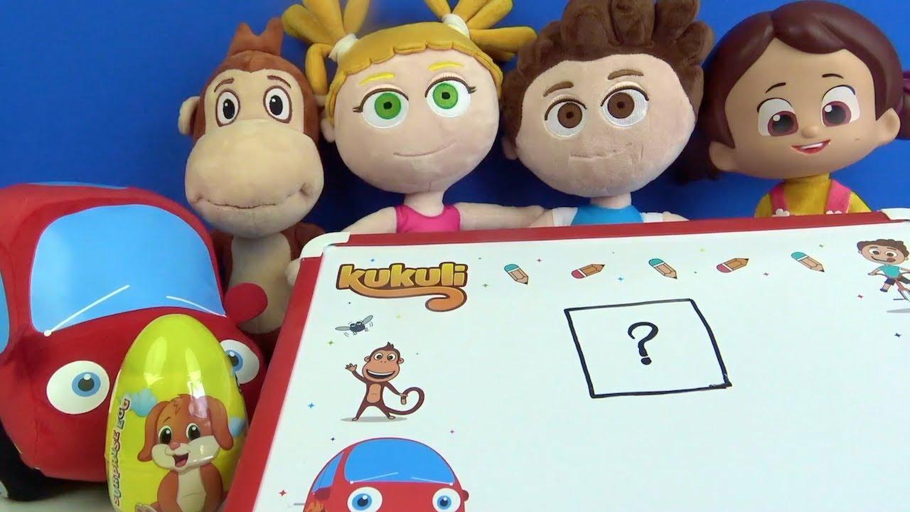 Niloya Ogretmen Pasakli Kukuli Puzzle Oyunu Tinky Minky Ile