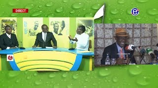 100% FOOT (LA CAF DISQUALIFIE LE CAMEROUN,..JOSEPH ANTOINE BELL CANDIDAT FECAFOOT...) EQUINOXE TV