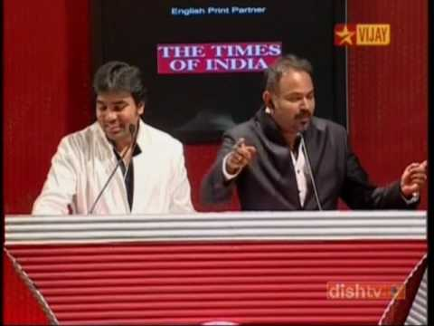Radio Mirchi Shiva comedy at Mirchi Awards 2009