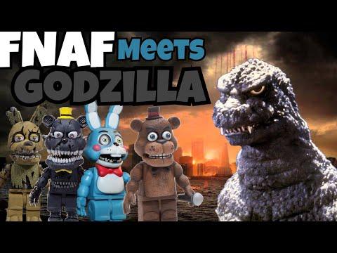 FNaF meets Godzilla