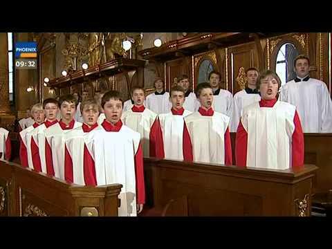 Regensburger Domspatzen - Singet dem Herrn (Pachelbel)