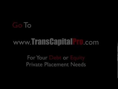 Private Placement Memorandums - When To Use A Private Placement Memorandum