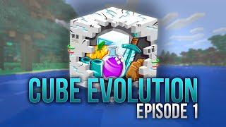 "Minecraft: Cube Evolution! Ep. 1 - ""Arcane Trolls"""