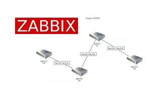 Zabbix: топология сети наглядно и автоматически