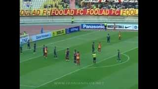 Foolad Vs. Bunyodkor (Group Stage, ACL 2014)