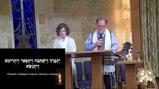 Erev Shabbat Worship Service & Williger Shabbaton 5/15/20