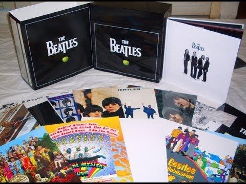 the beatles stereo vinyl box set unboxing youtube. Black Bedroom Furniture Sets. Home Design Ideas