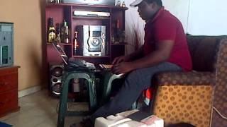CONEXION DISCPLAY DJ SOMBRA GRABANDO UN SET DE ELECTRONICA VS MERENGUE PARA REGALAR EN CD EN CASA